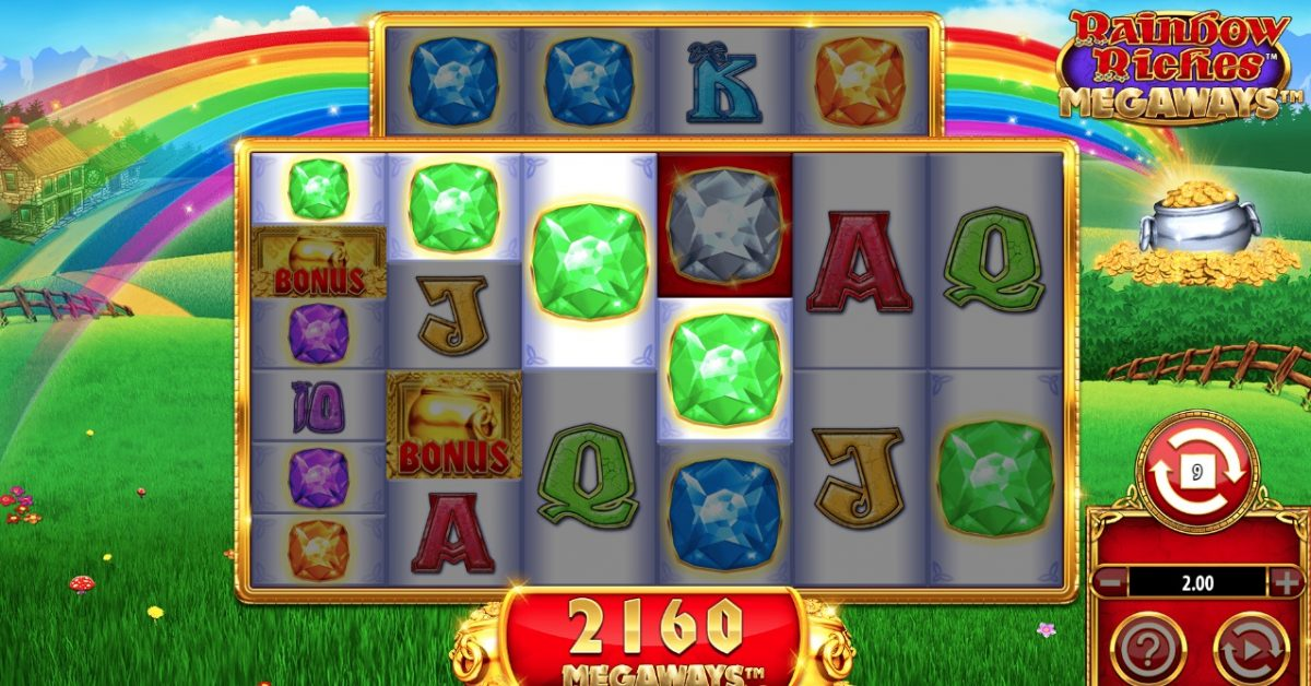 Rainbow Riches Review: Classic Slot For Older Players