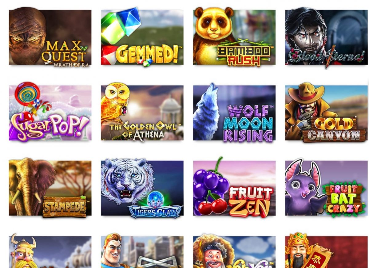 Casinos and their slot game developers: What are the rare ones out there? What is standard?